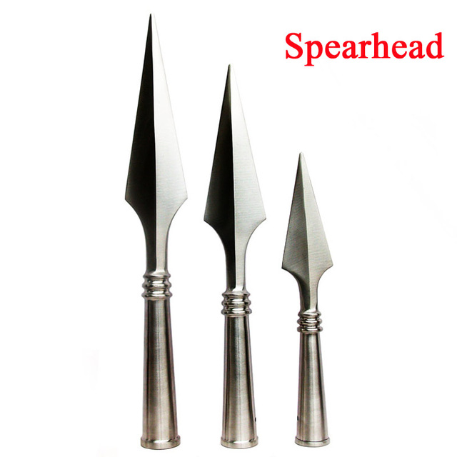 Performance Spear Heads Stainless Steel