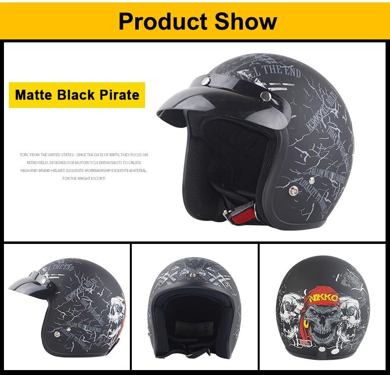 a070365432aea Nova VCOROS Modular Máscara Destacável Óculos E Boca máscara de Coslplay  Filtro Perfeito para o Rosto Aberto Capacetes Da Motocicleta do vintageUSD  ...