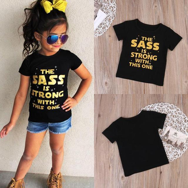 Babyinstar Children T Shirts For Girls Costume Happy Birthday Girls Tops Kids Clothing Boy T Shirt Brand Thanksgiving Shirt Girl 5
