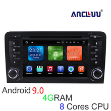 Android 6.0.1 2G RAM Eight 7coreCar DVD For Audi A3 S3 2003 2012 Car GPS,BT,RADIO,RDS,TV,USB/SD,OBD,MIRROR-LINK,3G,WIFI, joyous 1 6g dual core android 4 2 capacitive screen car dvd w radio gps rds bt wifi 3g