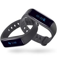 Лучшие H30 Водонепроницаемый умный Браслет OLED Дисплей Bluetooth 4.0 монитор сердечного ритма сна фитнес-трекер