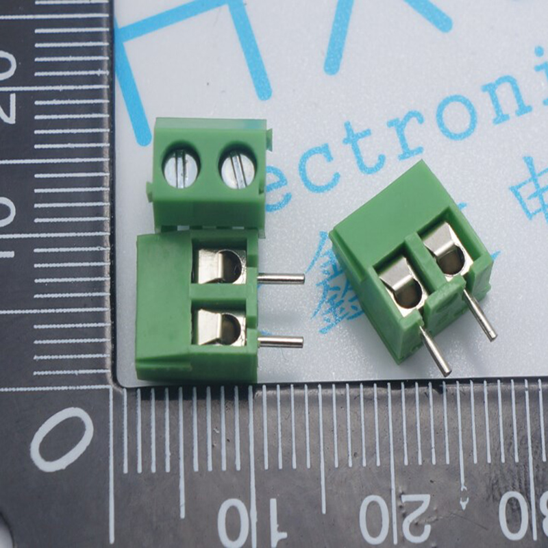 KF3.96-2 p KF350 PCB plate terminal pin pitch 3.96 MM