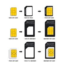 4 в 1 нано сим-карты микро сим-адаптеры стандартные сим-карты адаптер извлечения Pin для iphone 7 8 4S 5 5S 6 6S XS Max XR мобильные телефоны