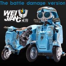 Sqweeks предварительно ordero игрушки трансформация 5 игрушка робот MW-002 versize металлические части sqweeks рисунок последний рыцарь мальчик игрушки weijiang