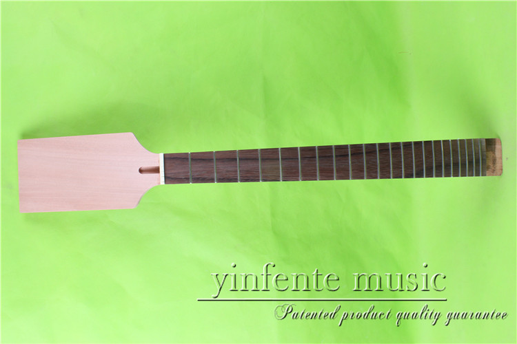 0057+2 #   24.75   Electric guitar neck    rosewood     fingerboard fine quality  22  fret s 00166 25 5 big head electric guitar neck fine quality rosewood fingerboard 22 fret