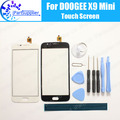 Doogee X9 mini Touch Screen Digitizer 100% Guarantee Original Digitizer Glass Panel Touch Replacement For Doogee X9 mini
