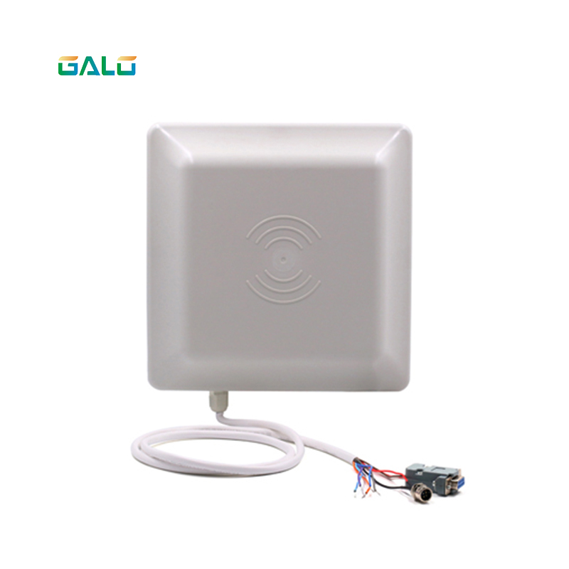 UHF RFID card reader 6m long distance range with 8dbi Antenna RS232/RS485/Wiegand TCP/IP Read Integrative UHF ReaderUHF RFID card reader 6m long distance range with 8dbi Antenna RS232/RS485/Wiegand TCP/IP Read Integrative UHF Reader