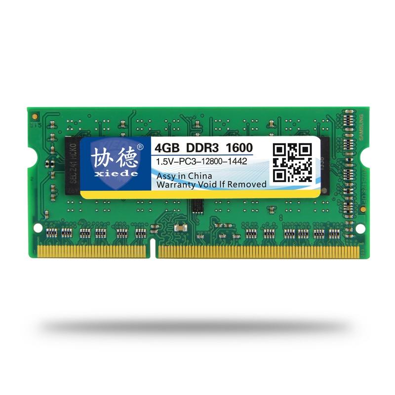 Memoria DDR3 Ram 1600Mhz 2GB 4GB 8GB para computadora portátil - Componentes informáticos - foto 3