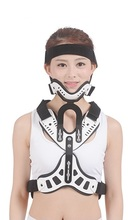 цена на Head And Neck Orthoses Postoperative Head And Neck Fixation Cervical Rehabilitation Brace Adult Neck Care With A Screwdriver