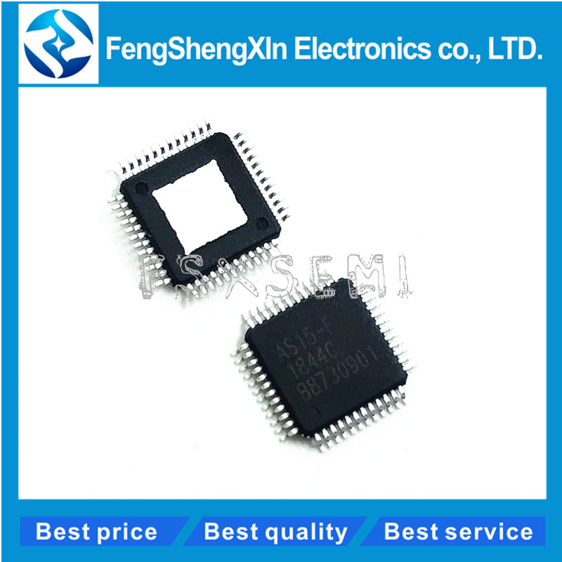 10pcs/lot 100% New AS15 F  AS15F QFP 48 Original LCD chip E CMOS ic-in Integrated Circuits from Electronic Components & Supplies
