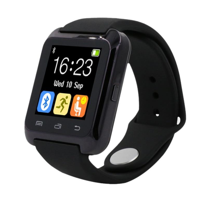 Bluetooth U80 Smart Watch BT notification Anti Lost MTK WristWatch for iPhone 4 4S 5 5S