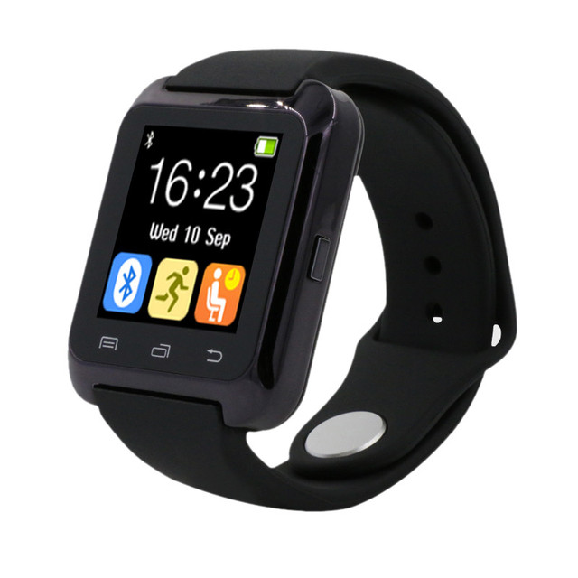Bluetooth U80 Smart Watch MTK BT-уведомления Anti-Потерянный Наручные Часы для iphone 4/4s/5/5s Samsung S4/Note 2/Note 3 Android-Телефон