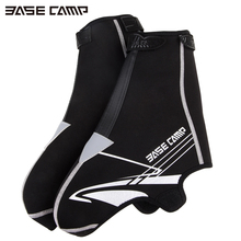 Basecamp Bicycle Cycling Shoe Covers Bike shoes cover Waterproof Windproof Warm Overshoes Protector Cycling Equipment