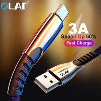4 5 samsung Olaf Micro USB Cable 3.0A Fast Charging Micro usb Charger Cable For Samsung S7 S6 J7 Xiaomi Redmi Note 5 4 Android Phone Cables (1)