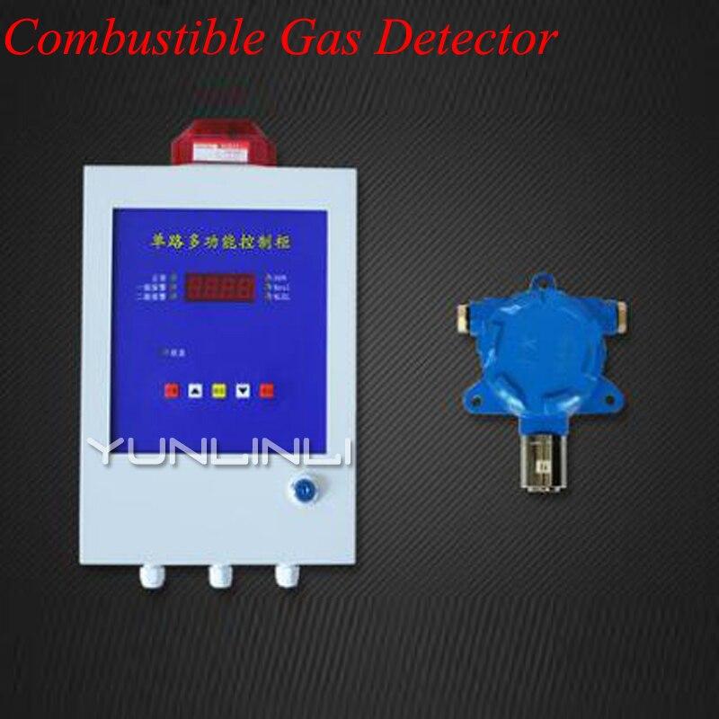 Combustible électrique peinture industrielle oxygène monoxyde de carbone sulfure d'hydrogène détecteur de gaz ammoniac détecteur de fuite de gaz GND