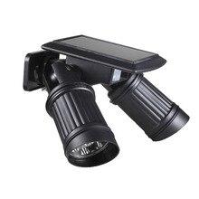 Super Bright 14 LED Waterproof PIR Motion Sensor Solar Powered Light Solar Spotlight Garden Security Lamp Outdoor Street Lights