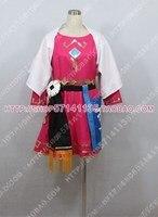 Selling Adult Women The Legend of Zelda: Skyward Sword Princess Zelda Costume Outfits Dress