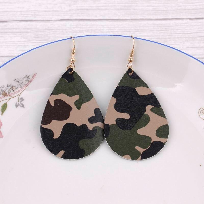 Scout Camo Drop Earrings (2 HOT!!) 2