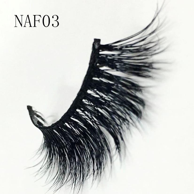 Crown Lashes Fake Eyelashes 3d Mink Eyelashes Customized Eyelash Packaging Box Eyelash Vendors Beauty & Health