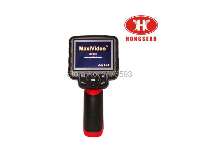 100% Original de Autel Maxivideo MV400 Videoscopio Digital con 5.5mm de diámetro de imágenes de la cámara de inspección cabeza ENVÍO GRATIS