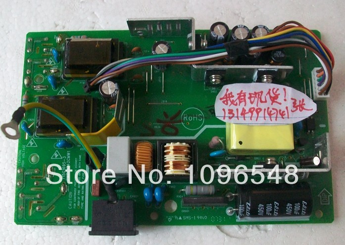 Free Shipping>TPV T780-FQ power board 715G1695-3 PWPC1742CMW1-Original 100% Tested Working free shipping tpv 2036 power board 715g2892 2 3 pressure plate original 100% tested working