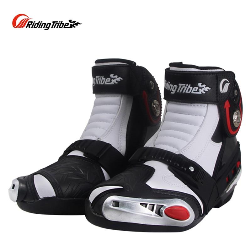 Brand New Motorcycle Boots Shoes Motocross Botas Moto Motoqueiro Motocicleta A0091 Botte Botas Para Moto Racing Men Shoes