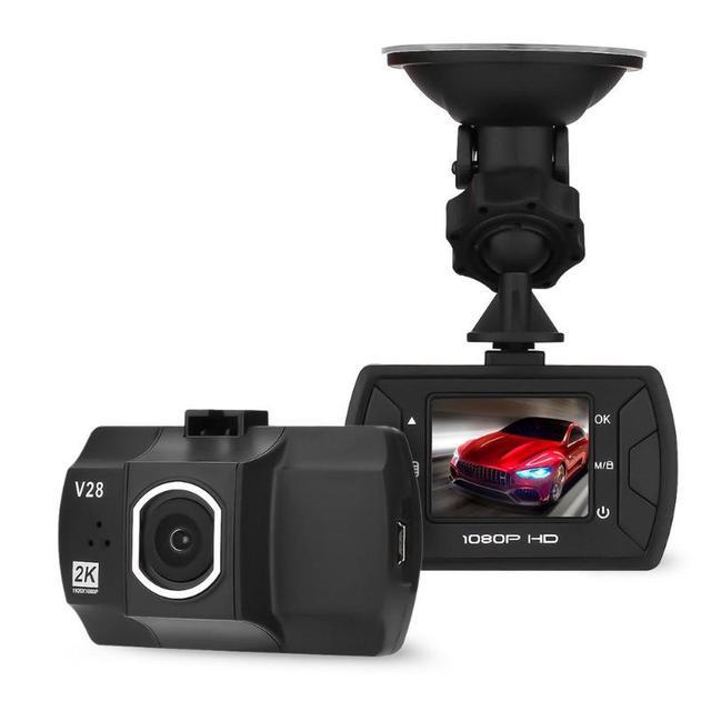 "ALLOYSEED Portable 1.5"" LCD Screen 1080P FHD Car DVR 170 Degree Wide Lens 12MP Camera Night Vision Dash Cam Video Recorder DVRS"