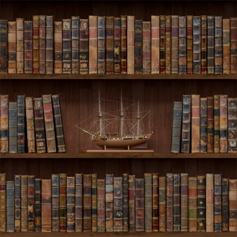 Free Stock Footage - Bookshelf With Old Books 01 - YouTube |Old Bookshelf With Books