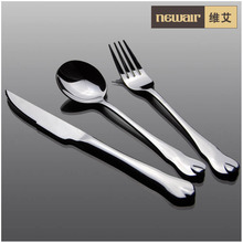 kitchen, dining unique fashion dinnerware set knife fork spoon piece set