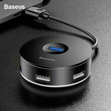 Baseus USB HUB External 4 Ports USB 3.0/USB C Hub Splitter t