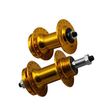 Q873 Bicycle bearing aluminum alloy flower drums with a quic