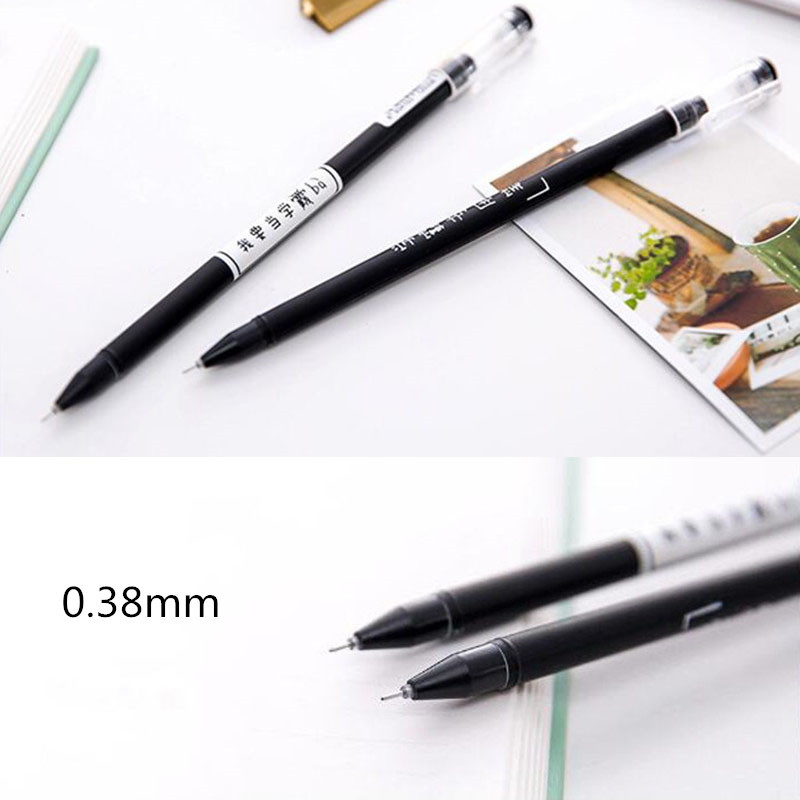 3Pcs Kawaii Gelschreiber Schreiben Unterzeichnung Stift Kreatives Schreiben