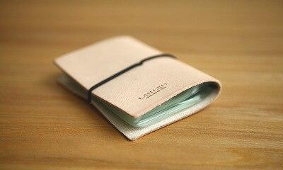 LANSPACE, кошельки из натуральной кожи, модные держатели для карт, знаменитые брендовые Кошельки для монет, держатели - Цвет: Primitive Color