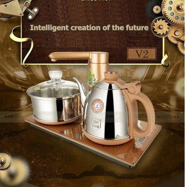 free shipping Authentic KAMJOVE V2 intelligent automatic pump electric kettle automatic kettle sterilization pot tea stove