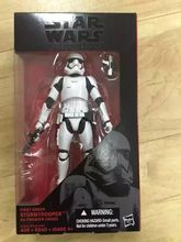 Star Wars 7 The Force Awakens The Black Series #02 Darth Vader #02 Darth Maul Stormtrooper 6″/15cm PVC Action Figure Model Toy