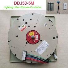 DDJ50-5M пульт дистанционного управления Система спуска люстра Scolling system Crystal Light Lift подъемник для люстры, 110-120 В, 220-240 В