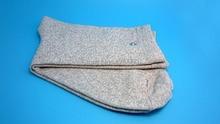 200 пар серебряных токопроводящих электродных массажных носков, используемых для устройств размером TENS/EMS