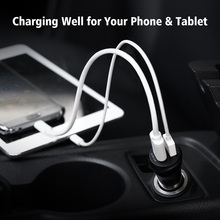 Car USB Charger Quick Charge 3.0 2.0 – 2 Port