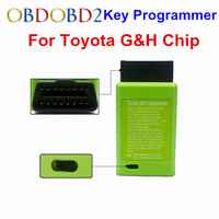 עבור טויוטה שבב G ועבור טויוטה H רכב OBD מרחוק מכשיר תכנות מפתח עבור טויוטה G ו-h OBD מפתח מרחוק מתכנת