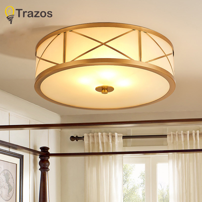 Trazos Modern LED ceiling light Round simple decoration fixtures study dining room balcony bedroom living room ceiling lamp ceiling light living room is dome light round american idyllic corridor scandinavian simple balcony antique bedroom lamp 1852