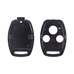 KEYYOU автомобильный чехол для ключей чехол дистанционного брелока для HONDA Accord CRV пилотный гражданского 2003 2007 2008 2009 2010 2011 2012 2013 с логотипом