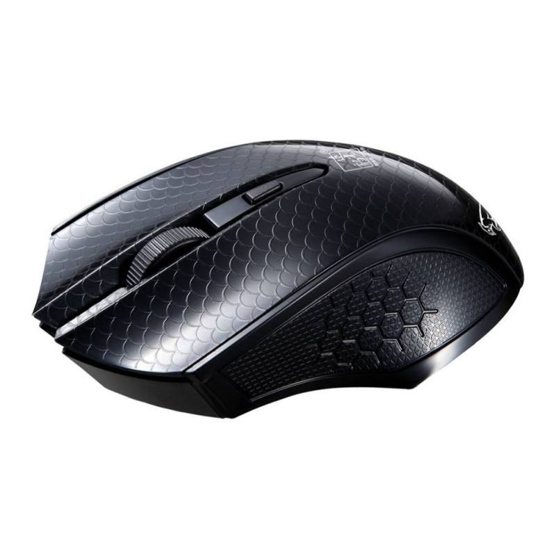 800/1200/1600 DPI Game Mouse 2.4G Wireless Mouse USB Gaming Mouse Adjustable Optical Engine Smooth Operation With 4-Buttons image
