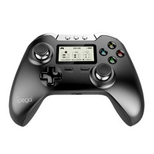 IPEGA PG-9063 PG 9063 Bluetooth Gamepad Joystick Game Controller LCD Screen APP Connection for Android/ iOS/ Windows PC Phone TV