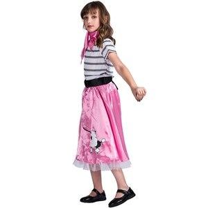 Image 3 - Kaniş Etek Kız Cadılar Bayramı Kostümleri Çocuklar Için