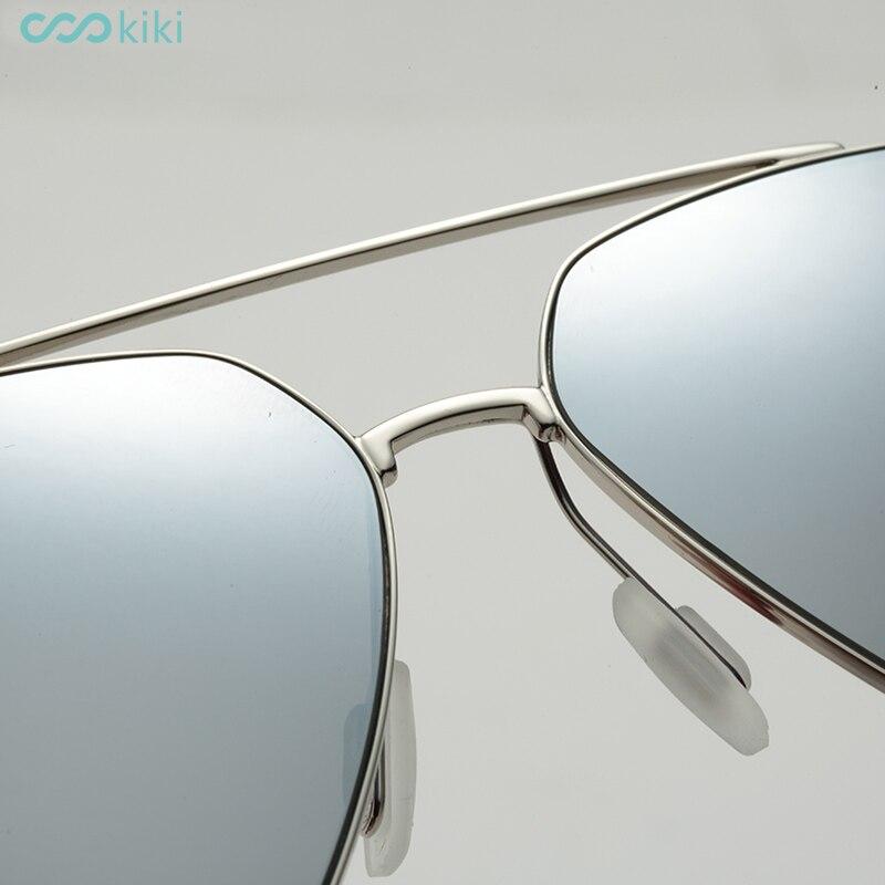 e587fb8822 KIKI Men Non Polarized Nylon Sunglasses Brand Designer 2017 Pilot Glasses  Driving For Men s Oval Sun Glasses Oculos  5101-in Sunglasses from Apparel  ...