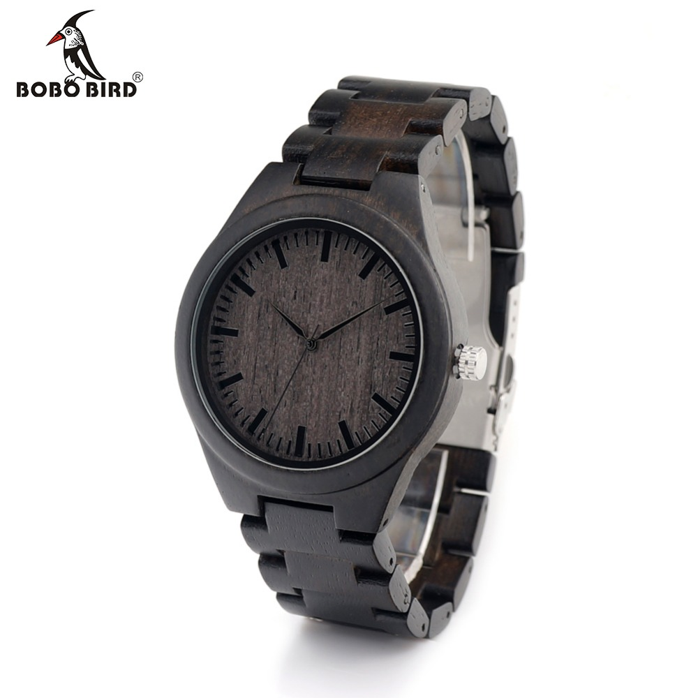 bamboo casual product hombre masculino clock male watches image men bobo relogio bobobird relojes luxury bird wristwatch watch leather quartz brand products