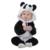 Niños Niñas Mamelucos Suave Franela Animal Niños Mono Kawaii Caliente, Niña, Niño Ropa de Niño Con Capucha Del Mameluco Del Bebé Para El Bebé