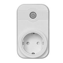 Phone APP Convenient Mini Wifi Socket Plug Outlet Smart Controles For ios Android Smart Phone Smart Power Socket US UK EU AU