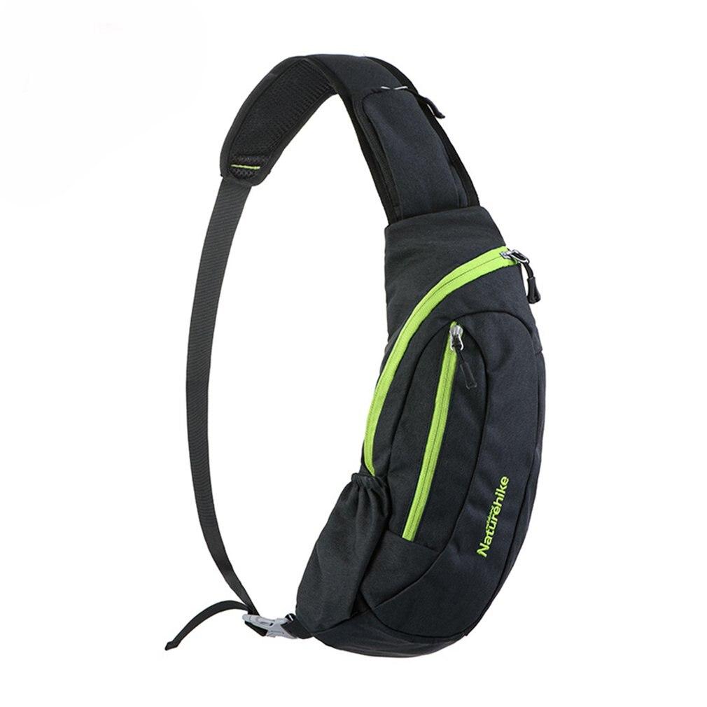 NH23X008-K Sling Bag Large Capacity Chest Pack For Men Water Resistant Shoulder Bag For Shopping Men Crossbody Bag