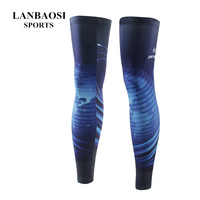 2015 Men Summer Bike Wear Universal Soft Breathable Cooling Legs Warmer Bicycle Sunscreen Cycling Strech Windproof